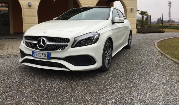 Mercedes-Benz Classe A NEXT: una dimensione full optional introdotta da Eugenio Blasetti [INTERVISTA]