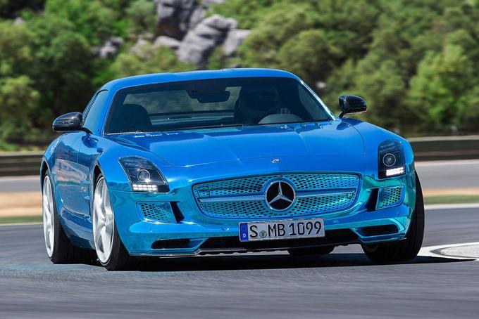 Mercedes: allo studio una versione AMG per la futura gamma EQ