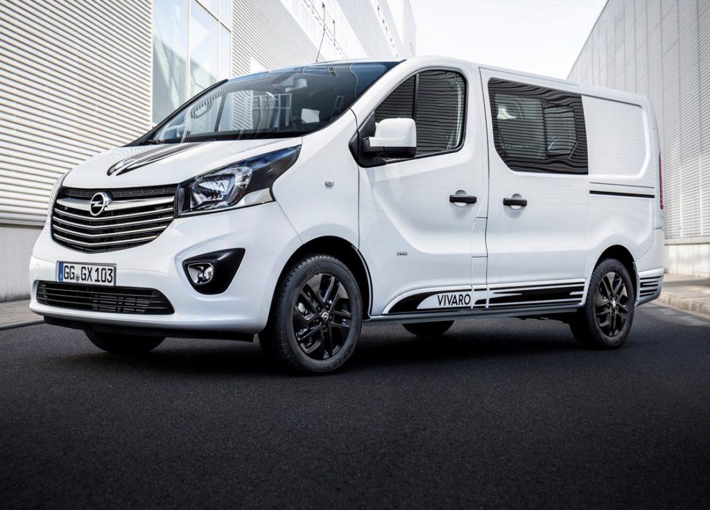Opel Vivaro Sport
