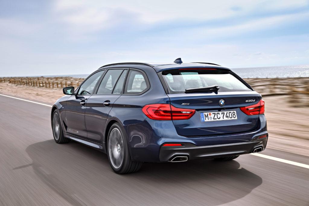 Nuova BMW Serie 5 Touring MY 2017: rilasciato il filmato promozionale [VIDEO]