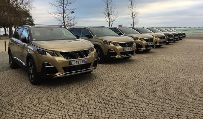 Nuova Peugeot 5008: tecnologia e stile sottolineati da Giulio Marc D'Alberton [VIDEO INTERVISTA]