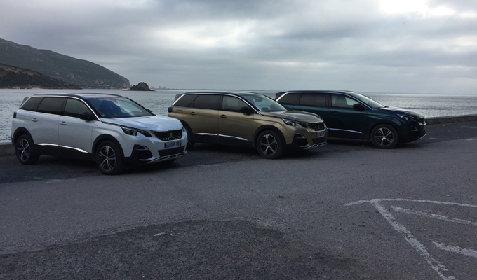 Nuova Peugeot 5008: un'idea più ampia di SUV [TEST DRIVE]