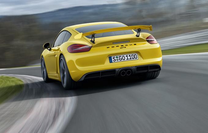 Porsche Cayman GT4 RS: nuove indiscrezioni dall'Australia in merito alla versione