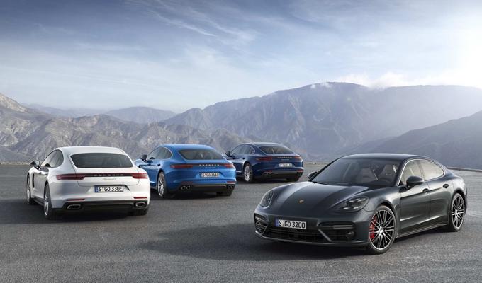 Nuova Porsche Panamera: si parla di un'altra ibrida con prestazioni ancora più elevate