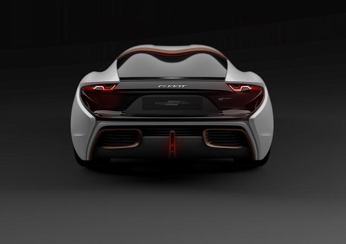 Quant 48Volt, al Salone di Ginevra l'elettrica high-performance da 760 CV