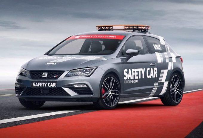 SEAT Leon Cupra sarà la Safety Car della Superbike