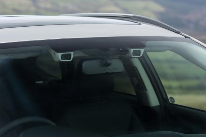 Subaru: test di guida autonoma in California