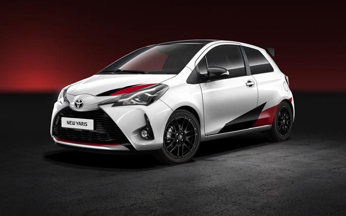 Toyota Yaris GRMN: l'utilitaria orientata alle prestazioni