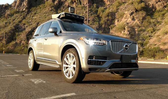 Uber: test in Arizona per i sistemi di guida autonoma