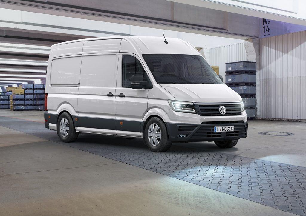 Nuovo Volkswagen Crafter: anteprima italiana a Transpotec Logitec 2017