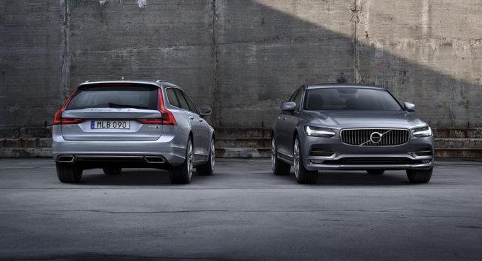 Volvo S90 e V90: le versioni Polestar saranno ibride