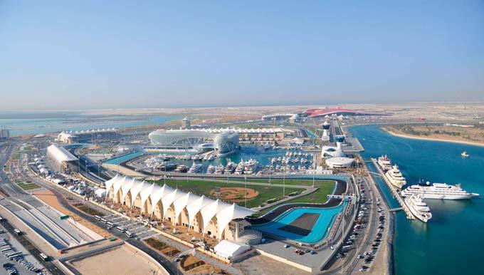 Lamborghini Super Trofeo Middle East: la prima edizione parte ad Abu Dhabi