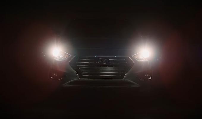 Hyundai Accent 2018: debutterà al Canadian International AutoShow [TEASER]