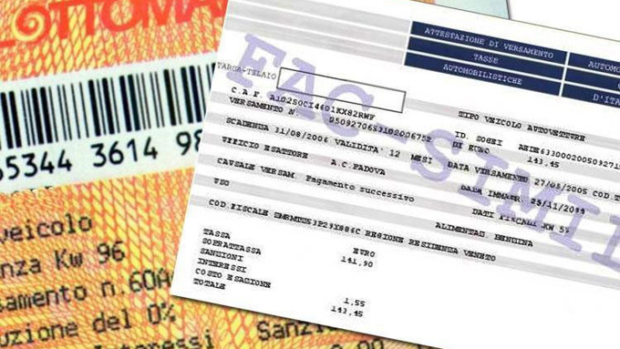 Bollo auto: quando il mancato pagamento si prescrive