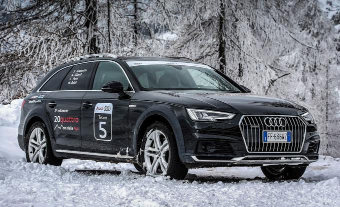 Audi: emozioni e tecnologia nella 20quattro ore delle Alpi 2017 [VIDEO]