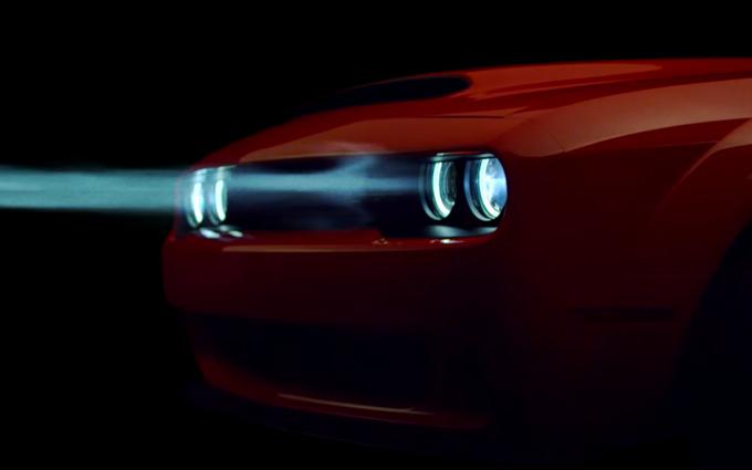 Dodge Challenger SRT Demon: all'interno del centro nevralgico [VIDEO]