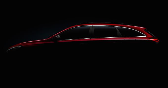 Nuova Hyundai i30 Wagon: primo teaser ufficiale