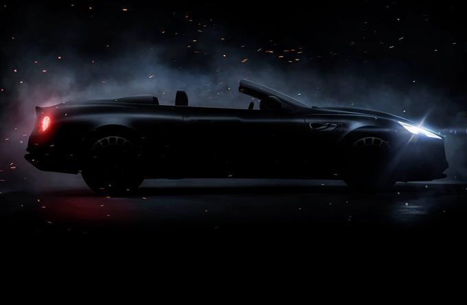 Aston Martin Vengeance Volante: il modello by Kahn Design atteso a Ginevra [TEASER]