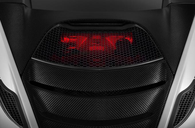 McLaren 720S: la Super Series debutterà col nuovo 4.0 biturbo V8