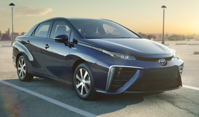Toyota Mirai: la fuel cell verso lo spot pubblicitario del Super Bowl LI [VIDEO]