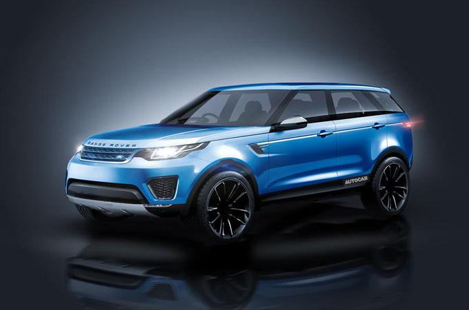 Land Rover Range Rover Velar: la SUV coupè potrebbe mostrarsi al Salone di Ginevra