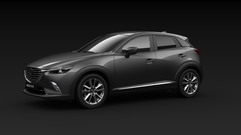 Mazda CX-3 Luxury Edition