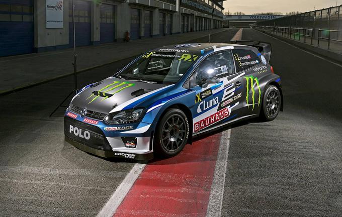 Volkswagen Polo GTI WRX: la nuova arma di Solberg e Kristoffersson per il Mondiale Rallycross