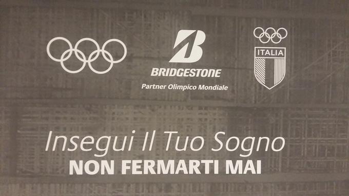 Bridgestone diventa TOP Partner del Comitato Olimpico Internazionale (CIO) fino al 2024