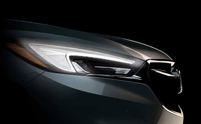 Buick Enclave MY 2018: la seconda generazione attesa per il Salone di New York [TEASER]