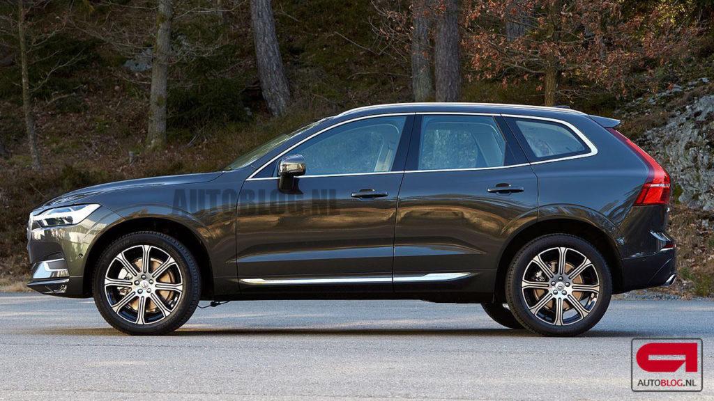 Volvo XC60: la nuova generazione al Salone di Ginevra
