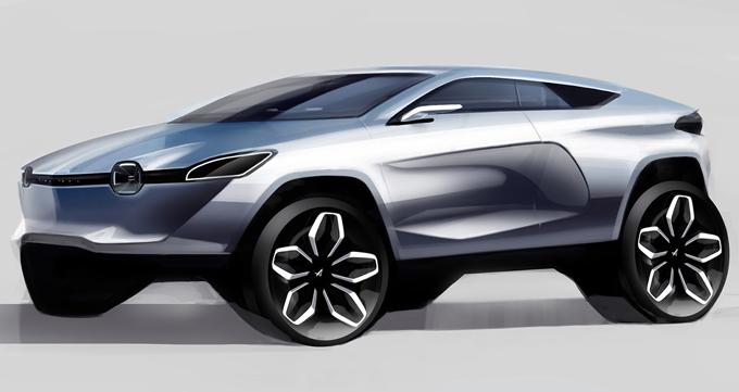 Alpine: lo step successivo sarà la realizzazione di un SUV [RENDERING]