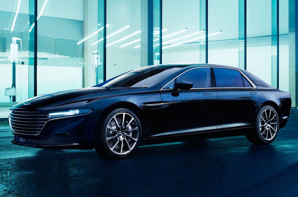 Aston Martin: all'orizzonte una serie di berline lussuose firmate Lagonda