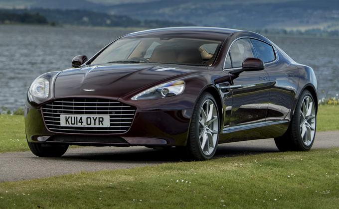 Aston Martin Rapide: il modello farà spazio a una variante elettrica