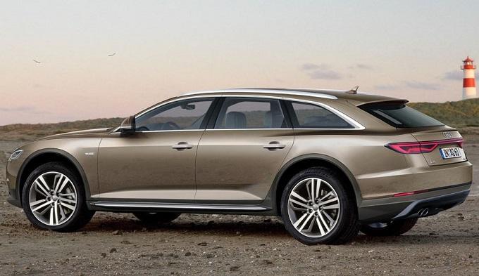 Nuova Audi A6 Allroad: ecco che aspetto potrebbe avere [RENDERING]