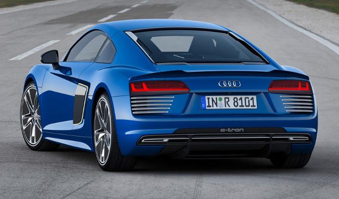 Audi: tre modelli elettrici all'orizzonte, di cui una supercar