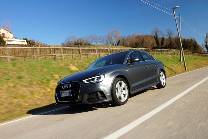 Audi A3 Sedan 2017, la quarta strada per vivere la A3 [VIDEO PROVA SU STRADA]