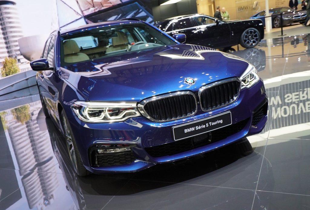 """Nuova BMW Serie 5 Touring, Solero: """"La perfetta integrazione di due mondi"""" [GINEVRA 2017]"""