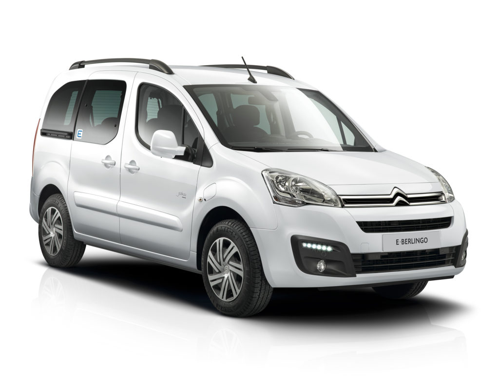 Citroen E-Berlingo Multispace: la quarta elettrica del Double Chevron