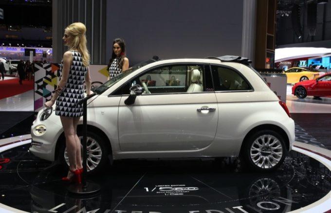 Fiat 500 60th Anniversary Via Alla Prevendita Prezzi Da 22 050 Euro