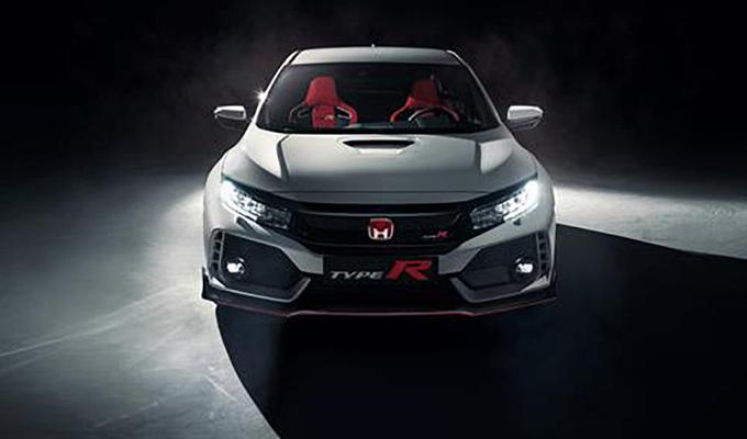Honda Civic Type R MY 2018: spuntano delle prime foto in rete