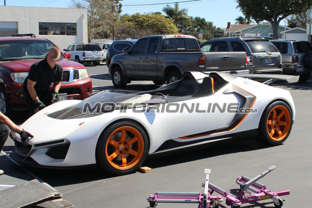 Honda ZSX: sarà lei la nuova sportiva? [FOTO SPIA]