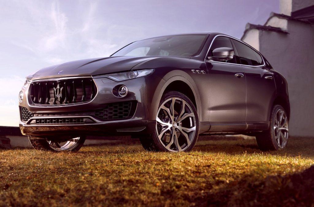 Maserati Levante, più stile e potenza col tuning di Novitec [FOTO]