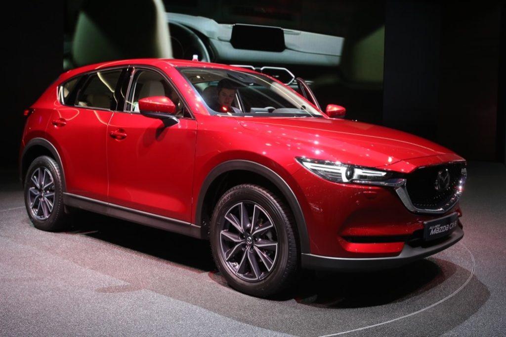 Nuova Mazda CX-5, il SUV giapponese approda a Ginevra per la prima europea [VIDEO LIVE]