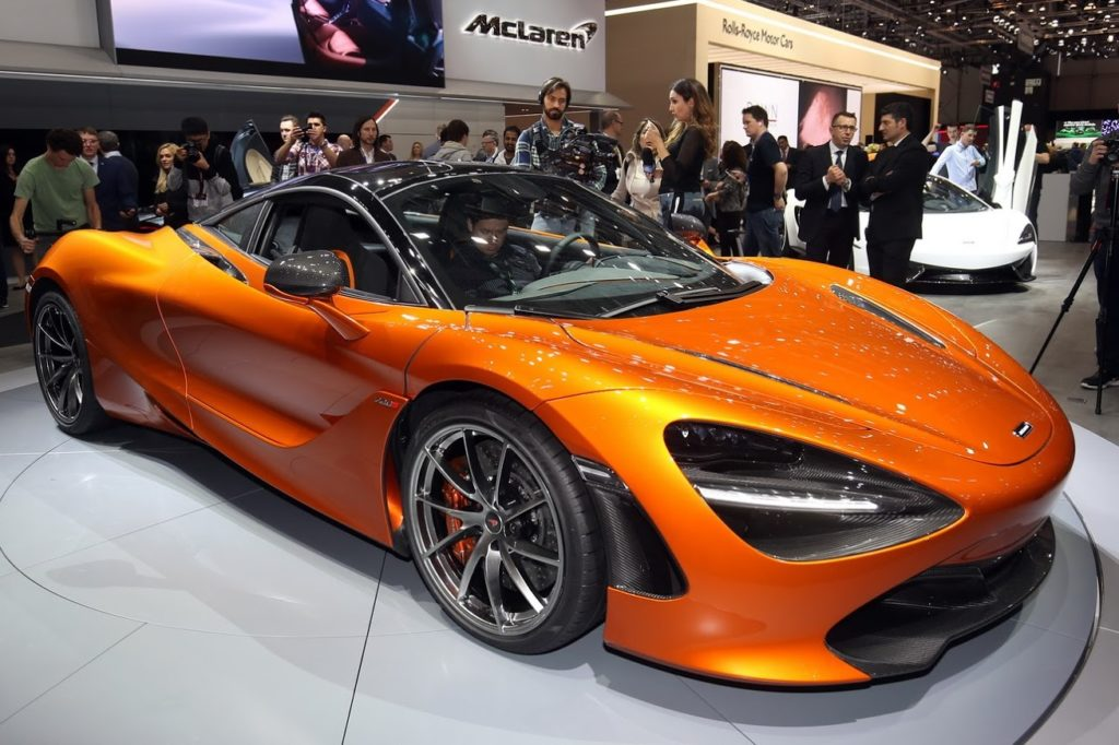 McLaren 720S, nuova icona Super Series al Salone di Ginevra 2017 [VIDEO LIVE]