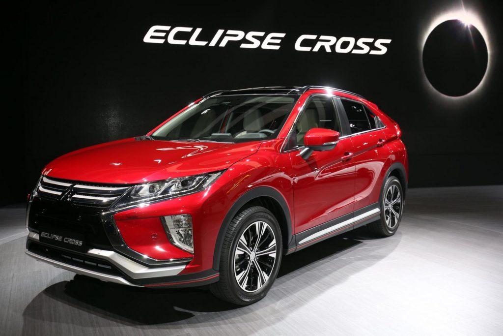 Mitsubishi Eclipse Cross: il Salone di Ginevra 2017 segna ...