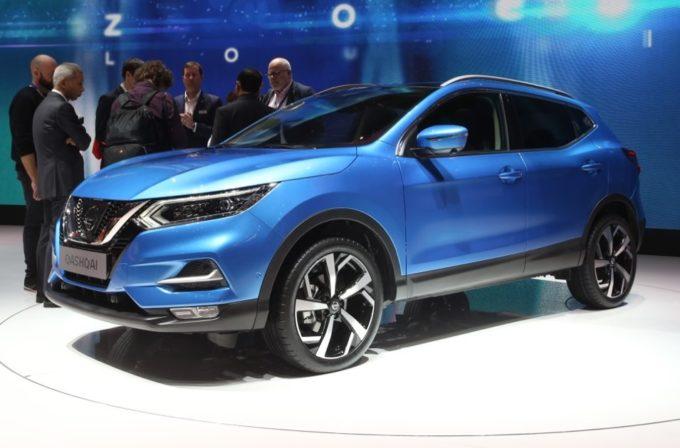 """Nissan Italia, Mattucci: """"Nuova Qashqai rinnova un'idea di successo lunga 10 anni"""" [GINEVRA 2017]"""
