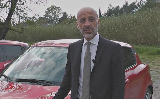 Nuova Suzuki Swift 2017, Massimo Nalli sintetizza le novità [INTERVISTA]