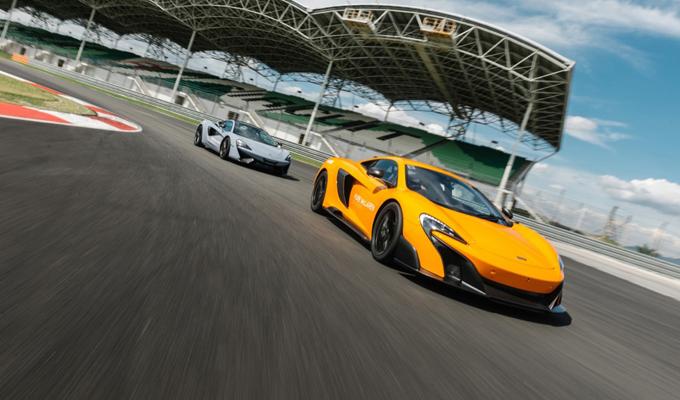 Pure McLaren Race Accademy: assaporare l'arte della guida prestazionale