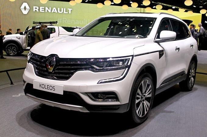 """Renault Koleos, Caillou: """"Evoluzione totale per un SUV statuario"""" [GINEVRA 2017]"""
