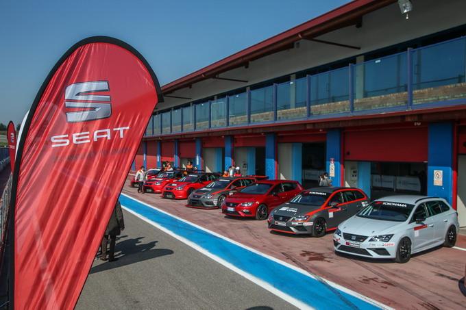 """Seat & Seat Motorsport Italia: """"nella gabbia delle Leon"""""""